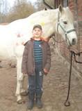 Natural Horsemanship Pferdeflüsterer Reitunterricht